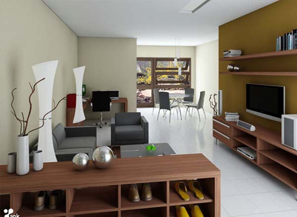 Wallpaper Interior Rumah photo - 9