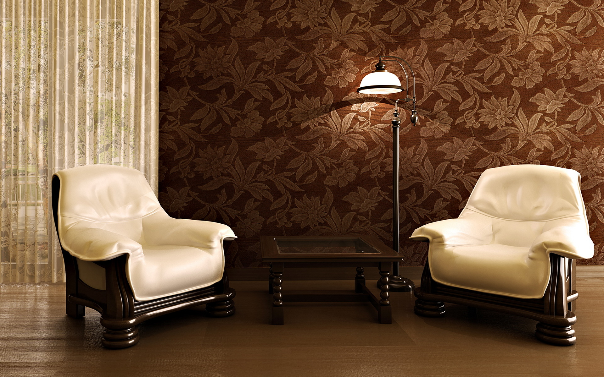 Wallpaper Room Design Ideas photo - 5