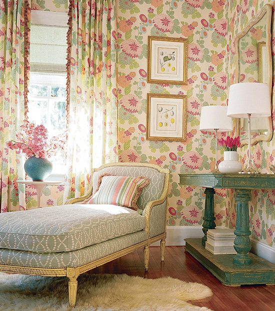 Wallpaper Room Design Ideas photo - 7