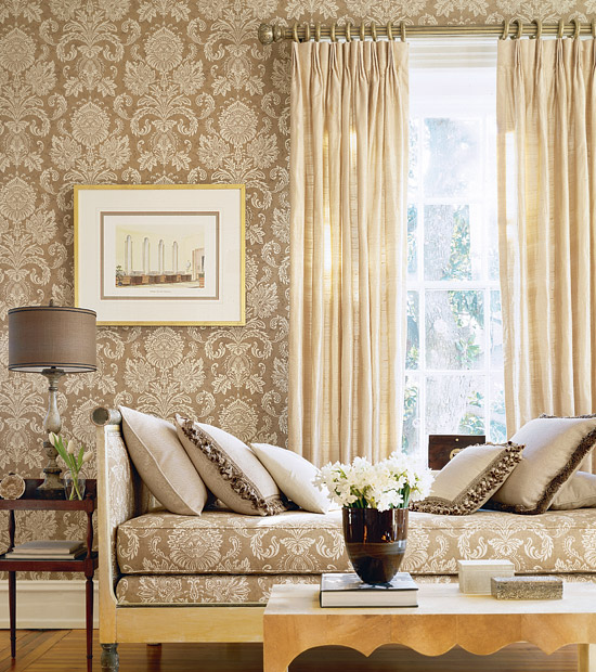 Wallpaper Room Ideas photo - 7