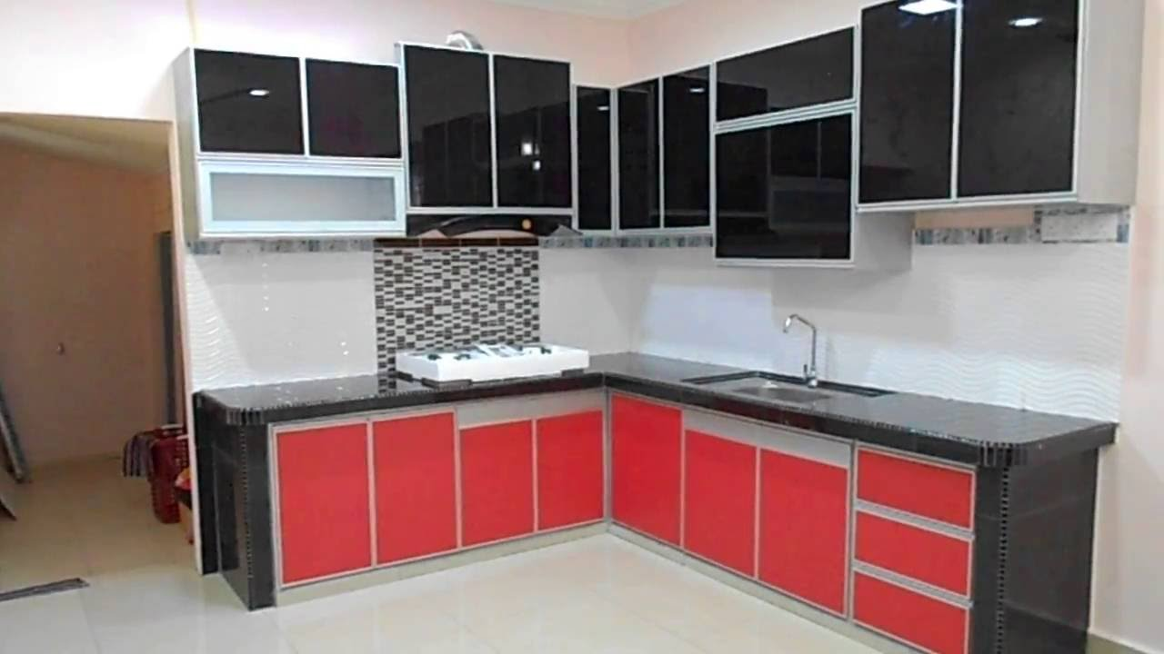 aluminium cupboard designs photo - 7