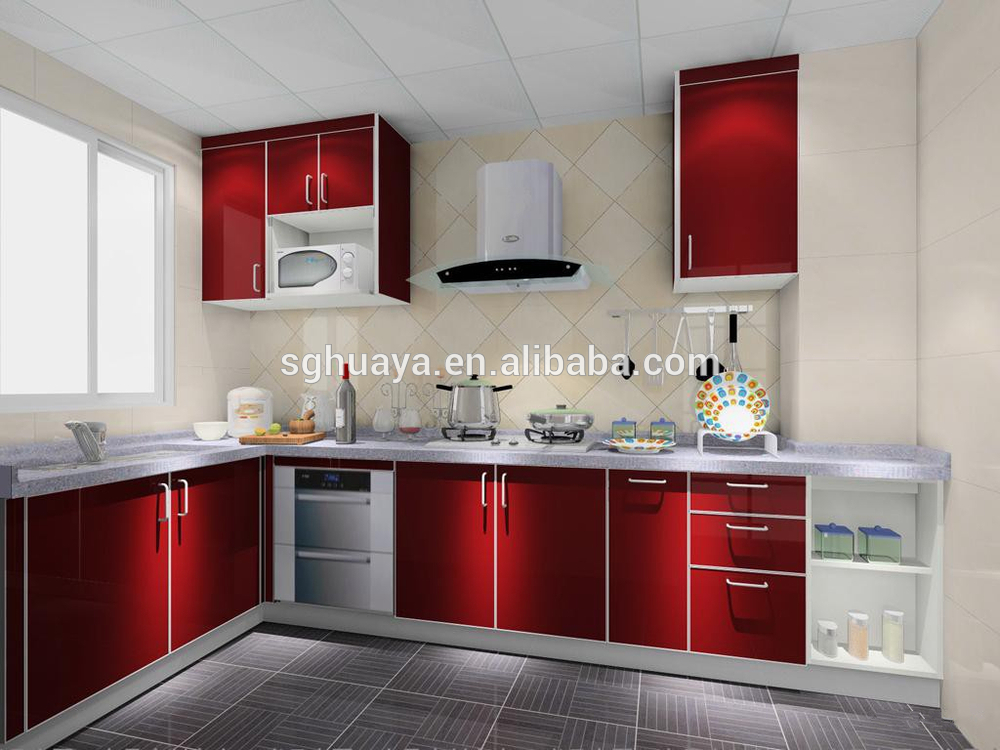 aluminium cupboard designs photo - 8