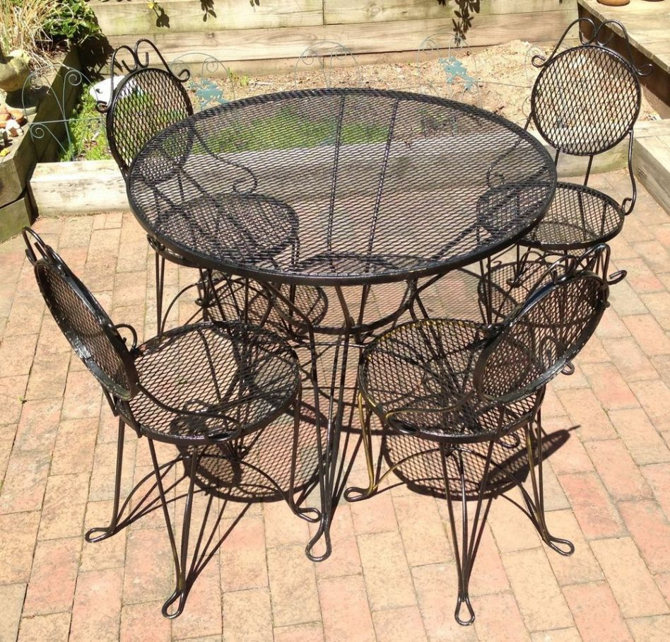 aluminum patio furniture home depot photo - 3