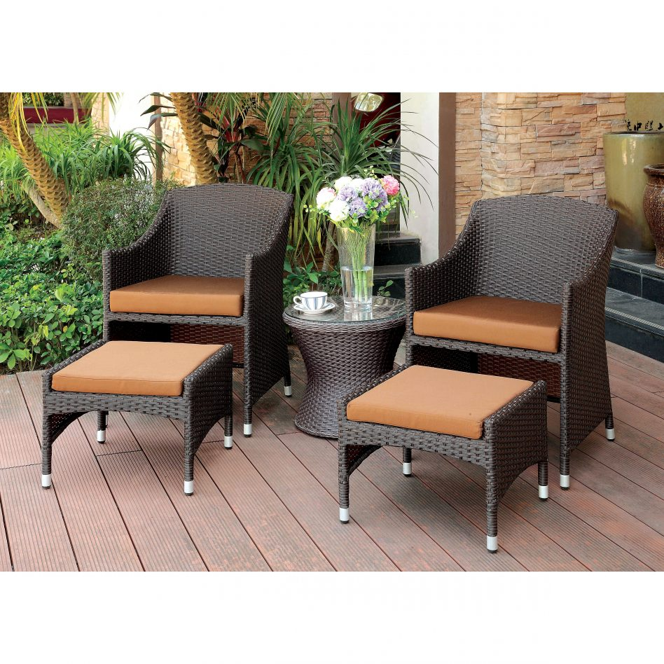 aluminum patio furniture home depot photo - 7