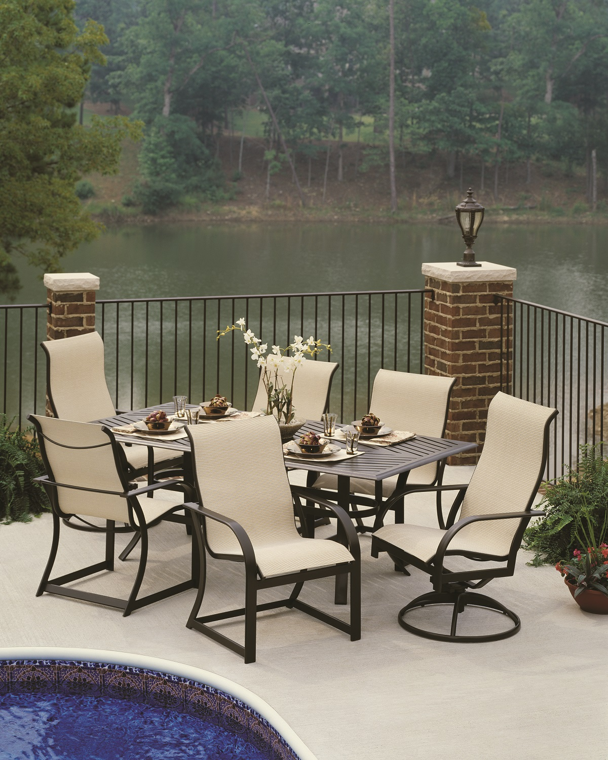 aluminum patio furniture touch up paint photo - 2