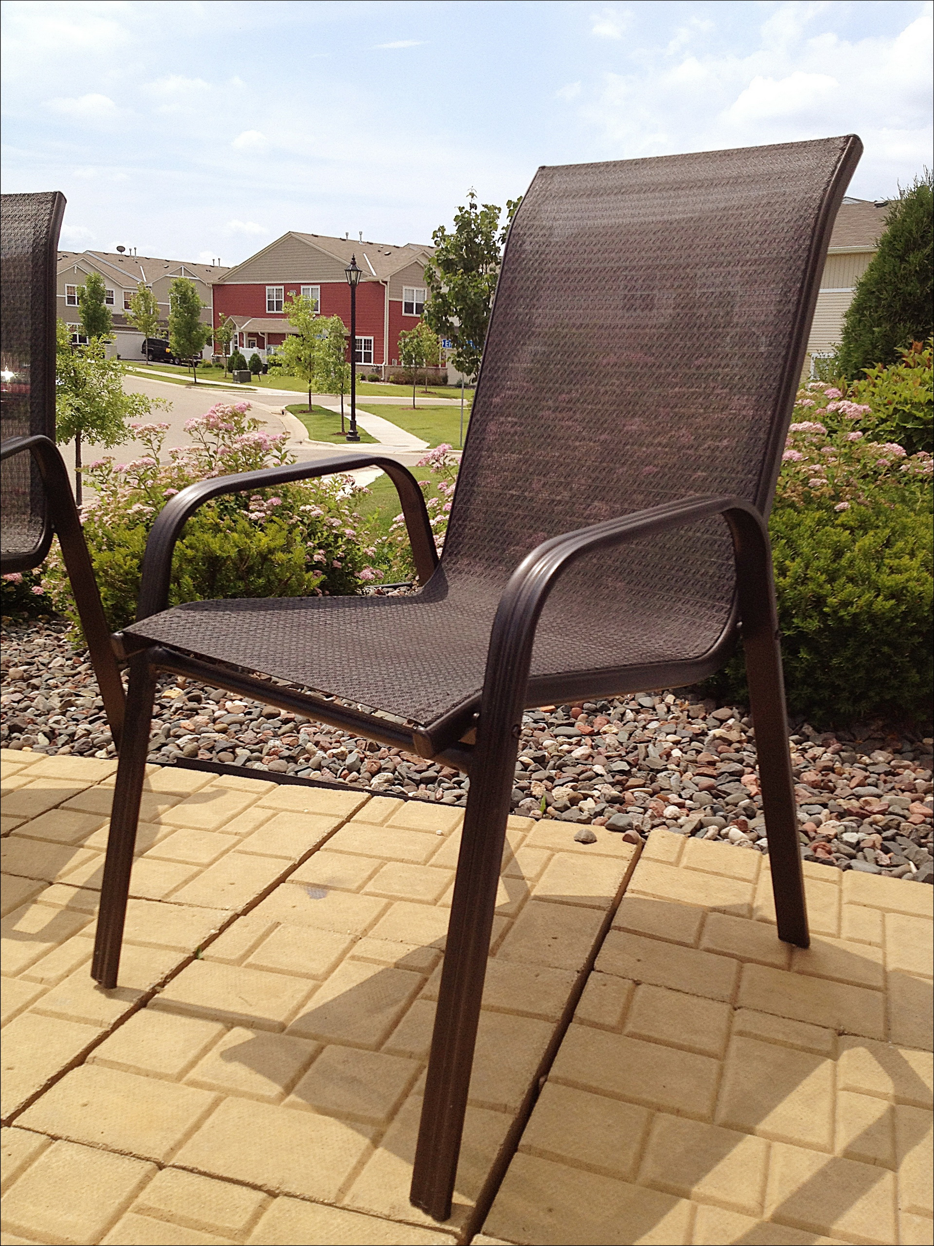 aluminum patio furniture touch up paint photo - 3