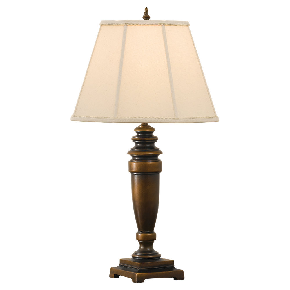 antique bedroom lamp photo - 1