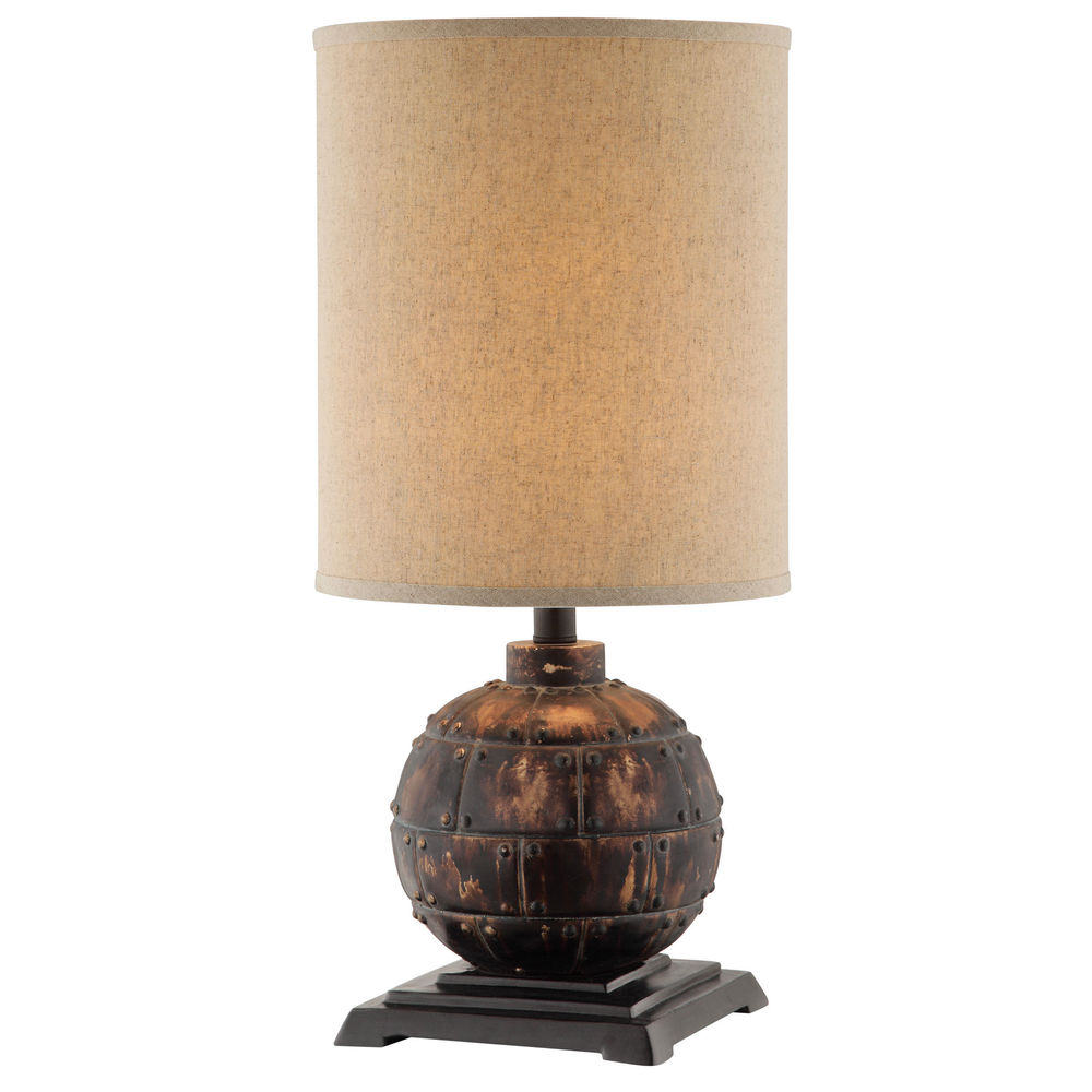 antique bedroom lamp photo - 6