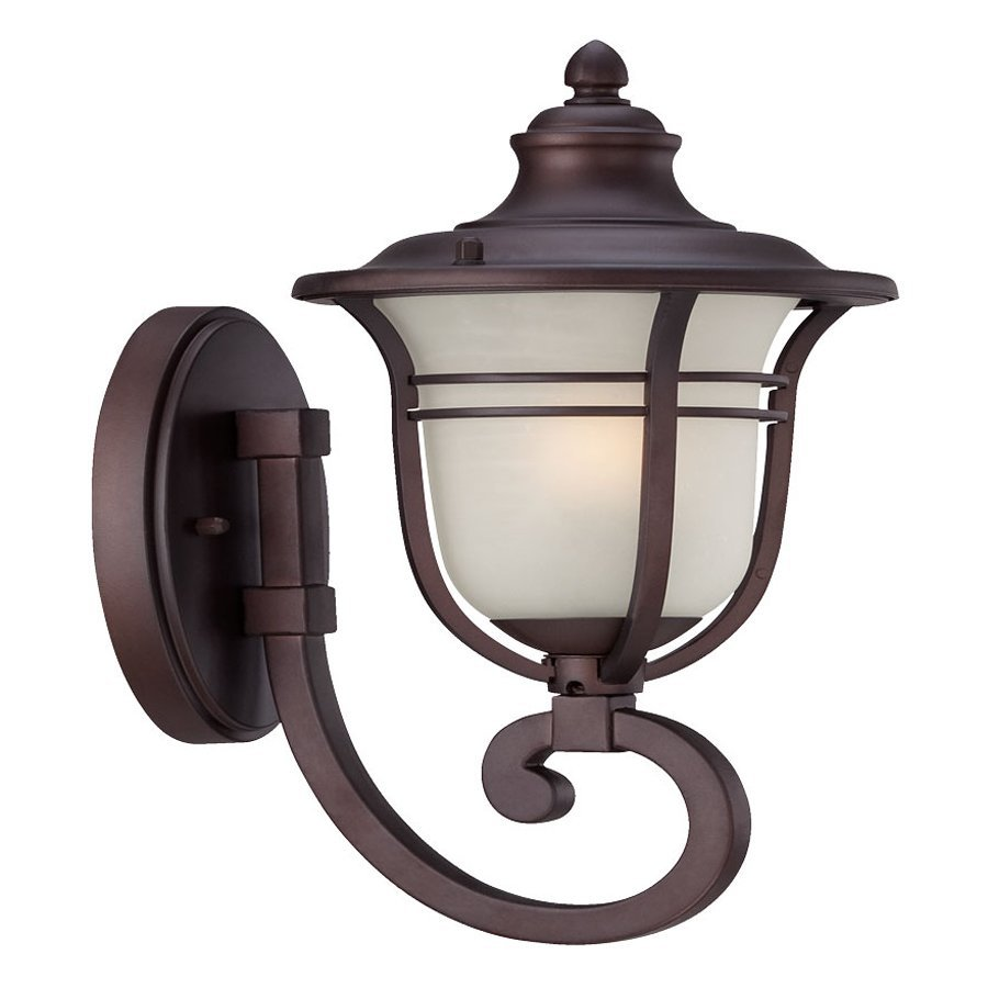 architectural outdoor wall lighting photo - 3