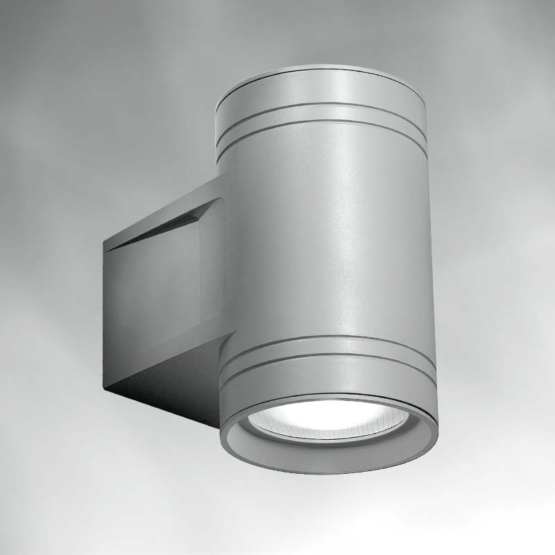 architectural outdoor wall lighting photo - 5