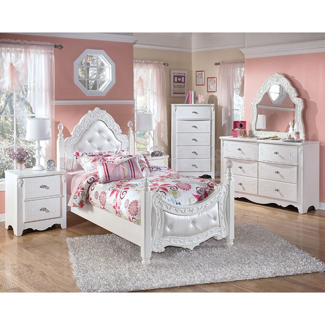 ashley bedroom furniture for girls photo - 1