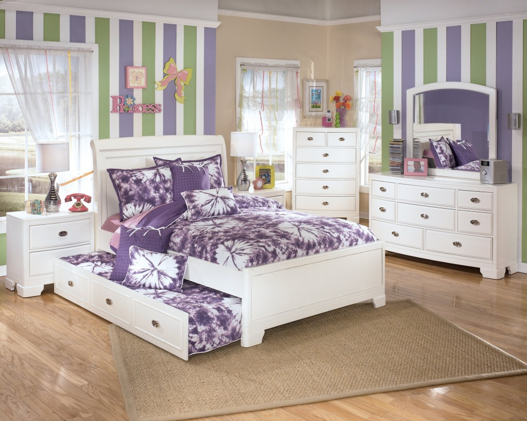 ashley bedroom furniture for girls photo - 10