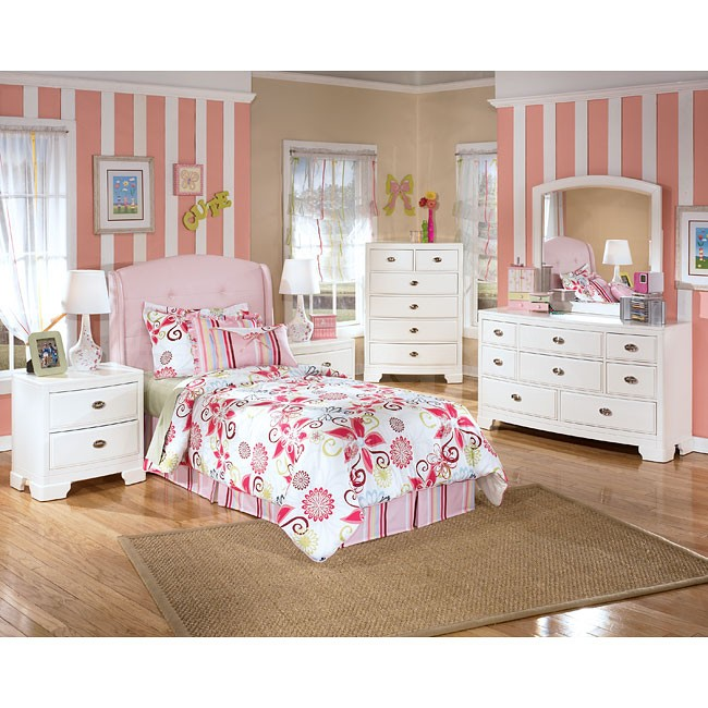 ashley bedroom furniture for girls photo - 2