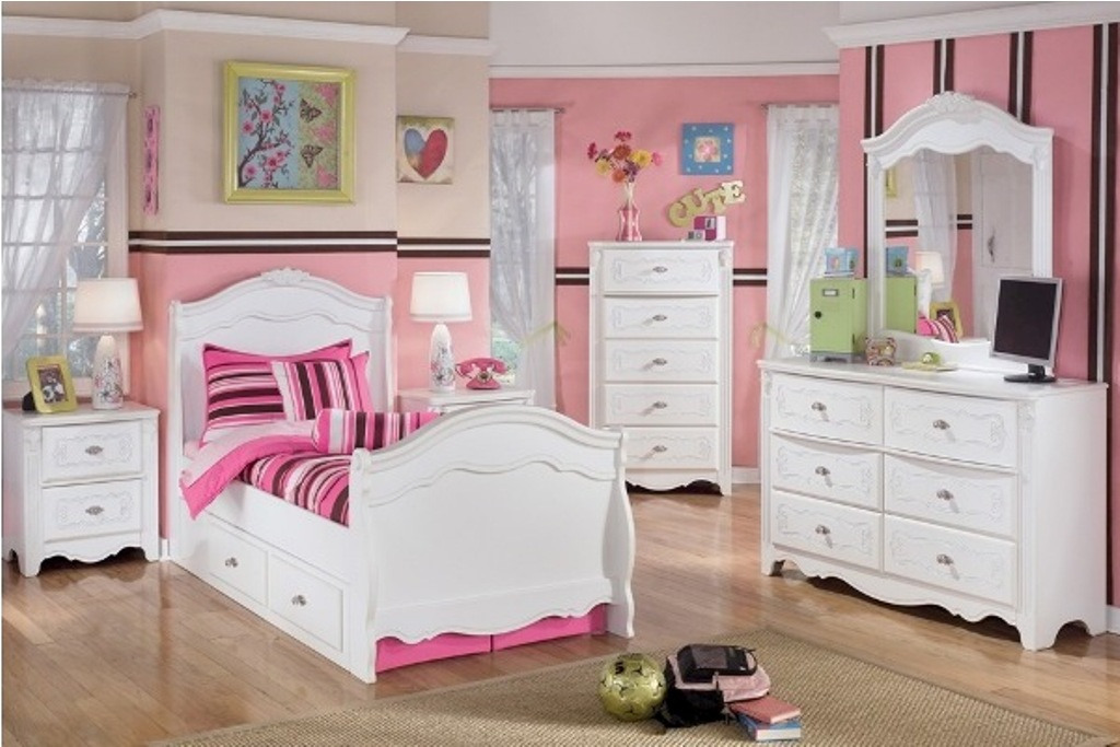 ashley bedroom furniture for girls photo - 3