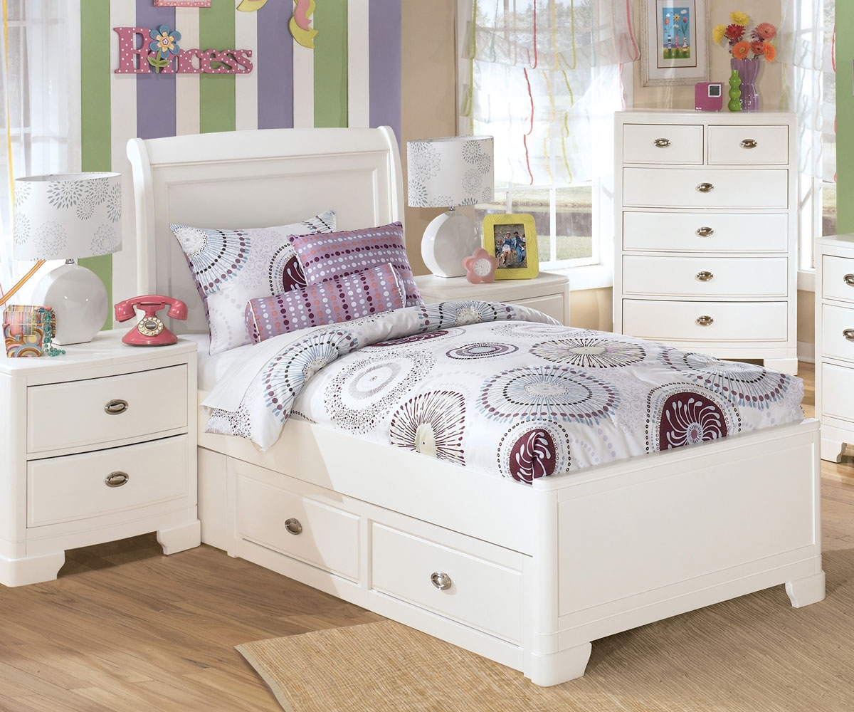 ashley bedroom furniture for girls photo - 4