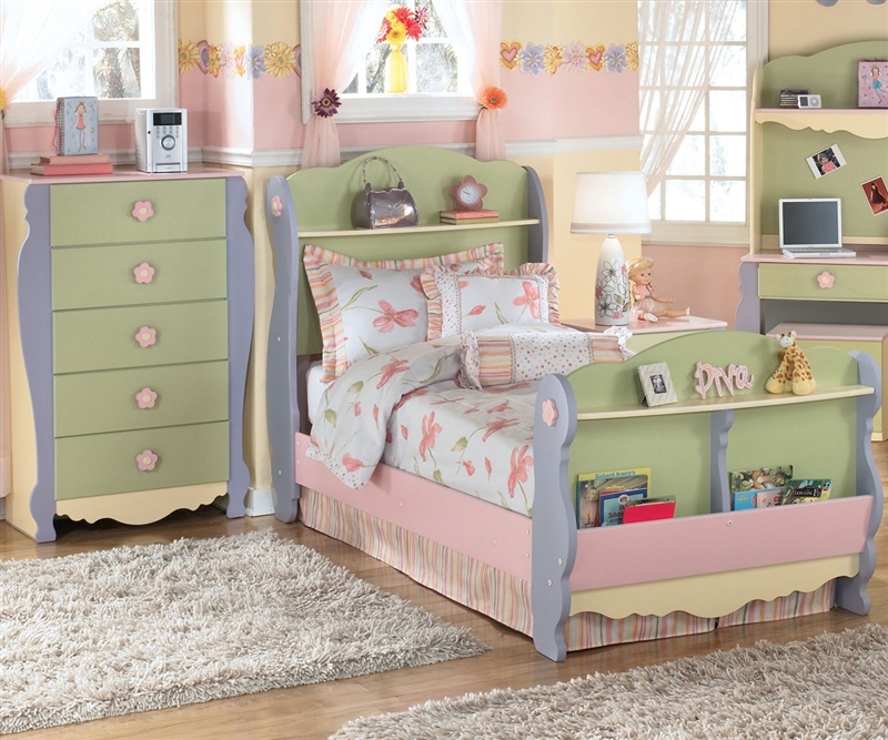 ashley bedroom furniture for girls photo - 8