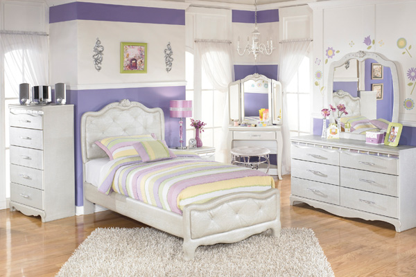 ashley bedroom furniture for girls photo - 9