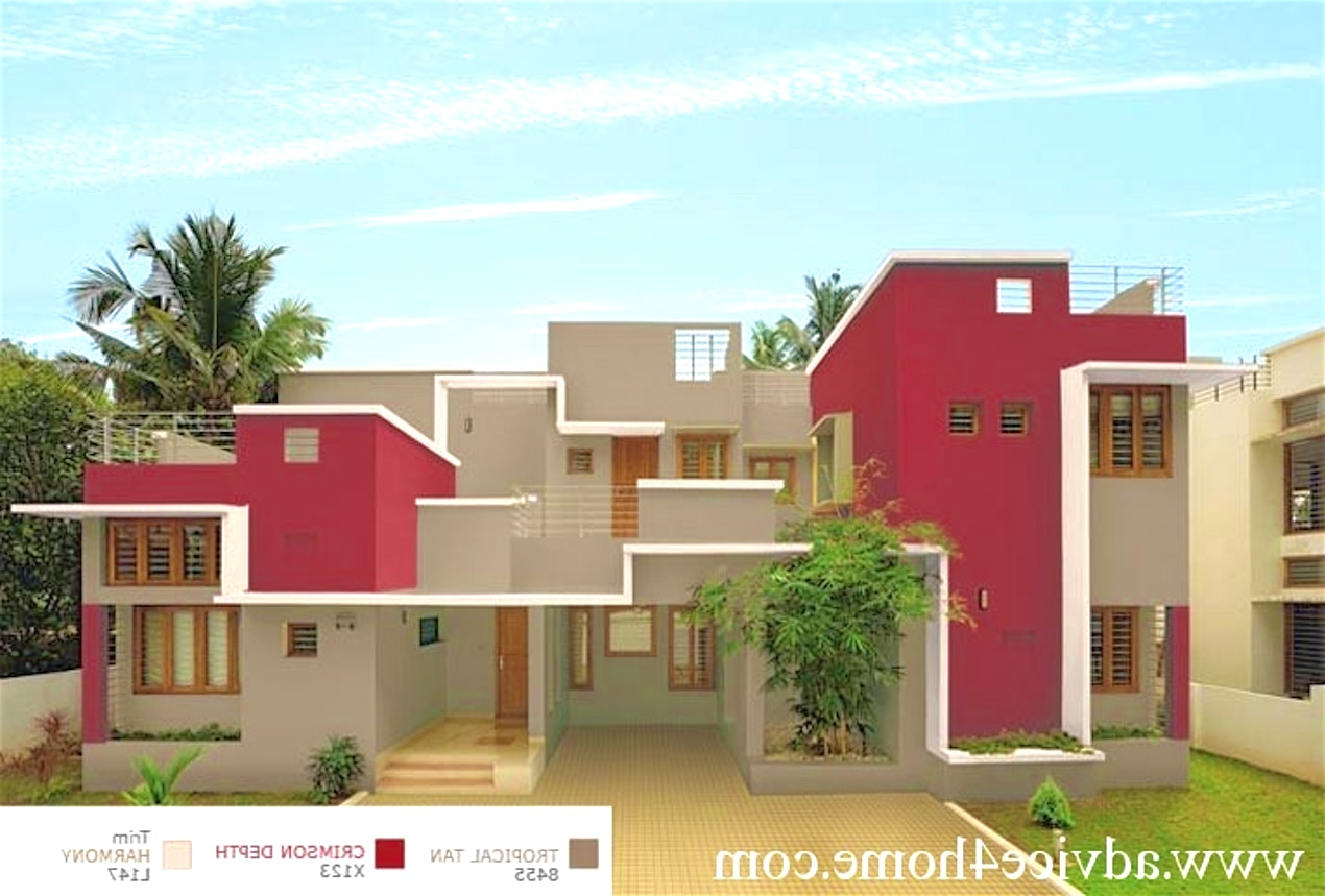 asian paints colour shades for exterior walls photo - 5