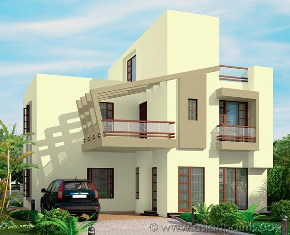 asian paints colour shades for exterior walls photo - 6