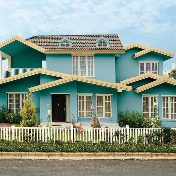 asian paints colour shades for exterior walls photo - 8