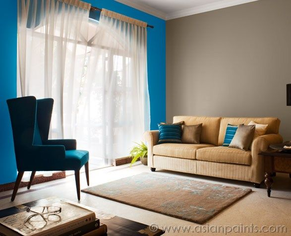 asian paints colour shades for living room photo - 6
