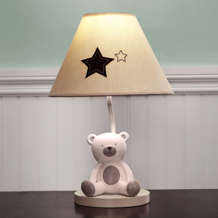 baby bedroom lamp photo - 10