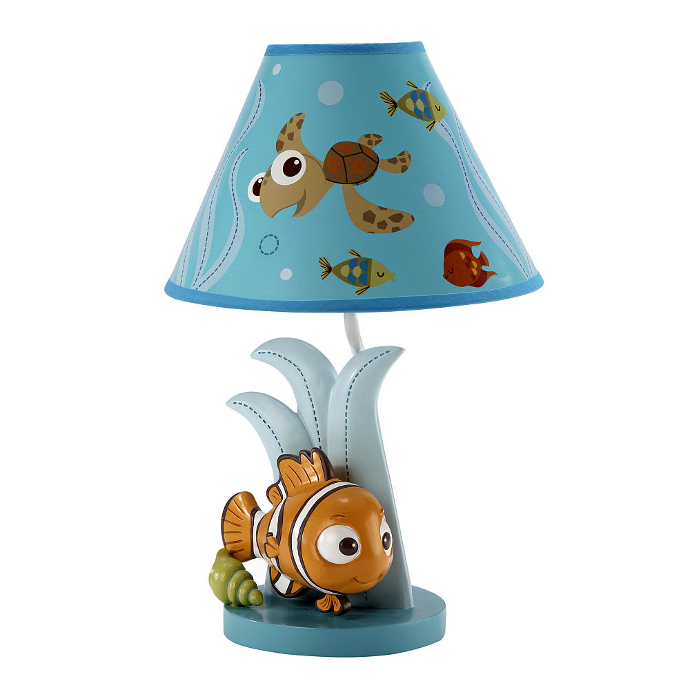 baby bedroom lamp photo - 2