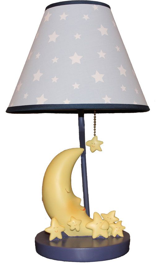baby bedroom lamp photo - 7