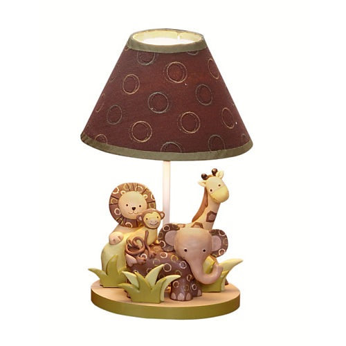baby bedroom lamp photo - 8