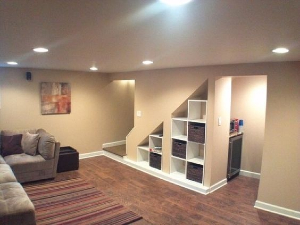 basement remodel ideas plans photo - 6