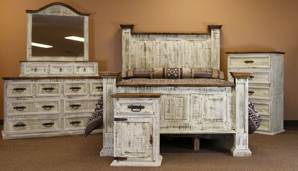 bedroom furniture sets rustic photo - 10