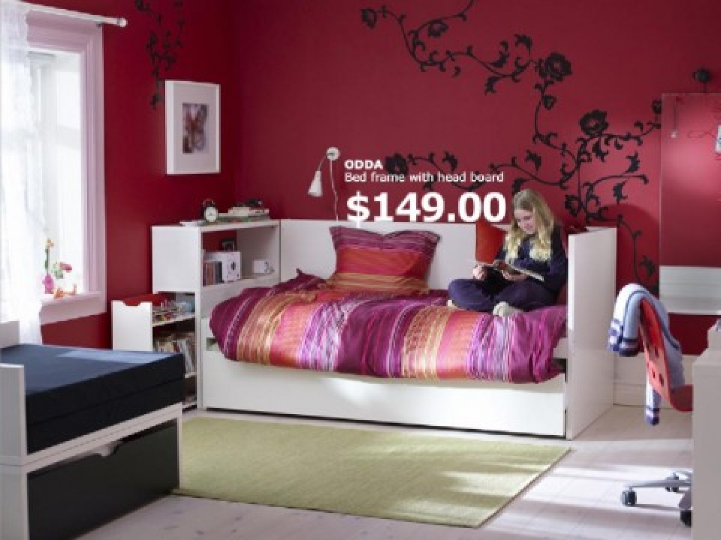 bedroom furniture sets teenage girls photo - 1