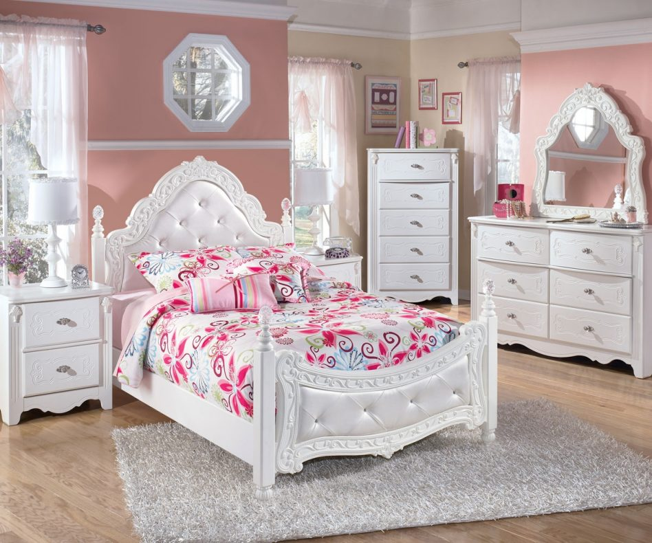 bedroom furniture sets teenage girls photo - 3