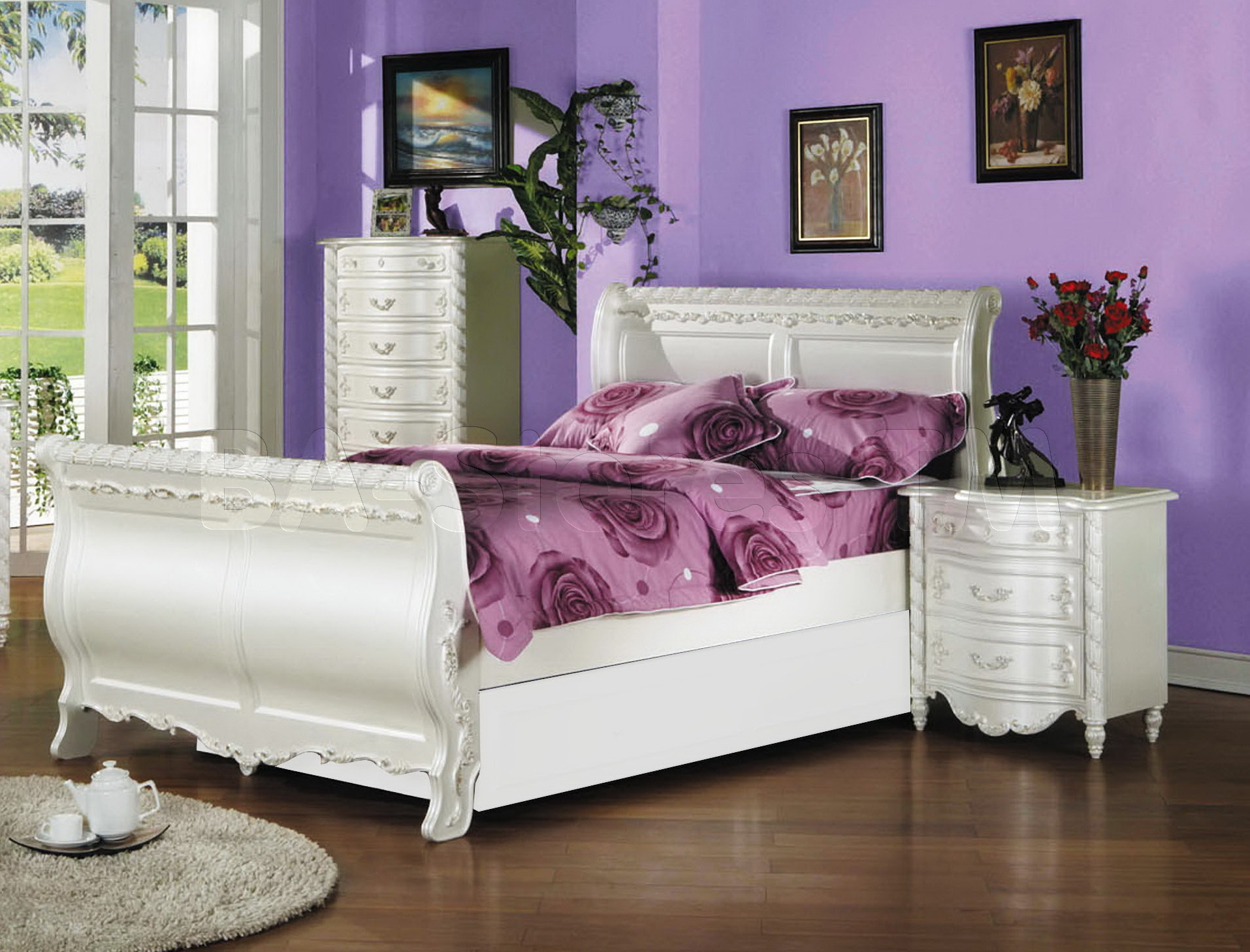 bedroom furniture sets teenage girls photo - 4