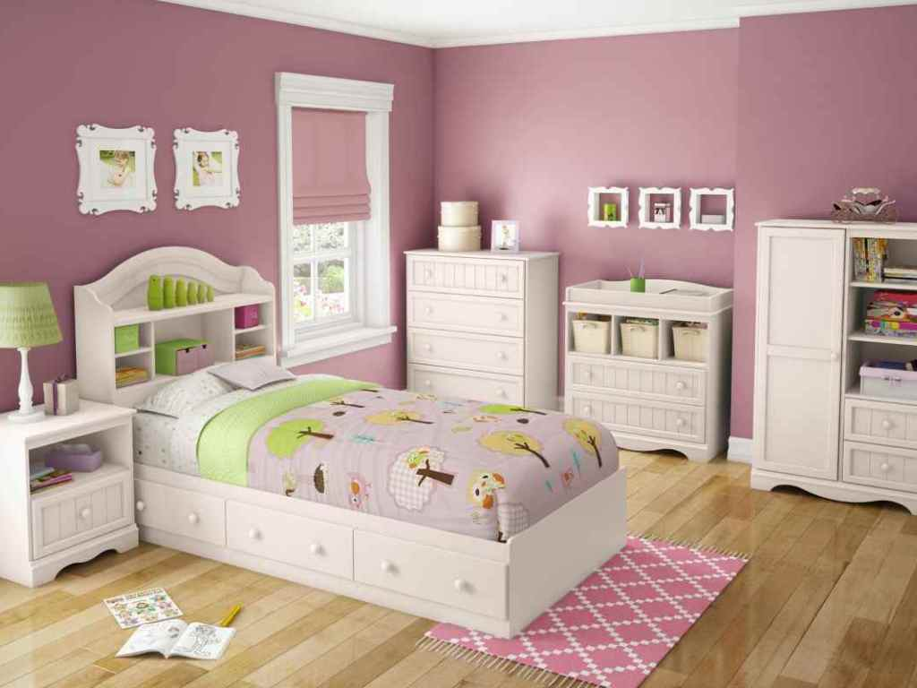 bedroom furniture sets teenage girls photo - 9
