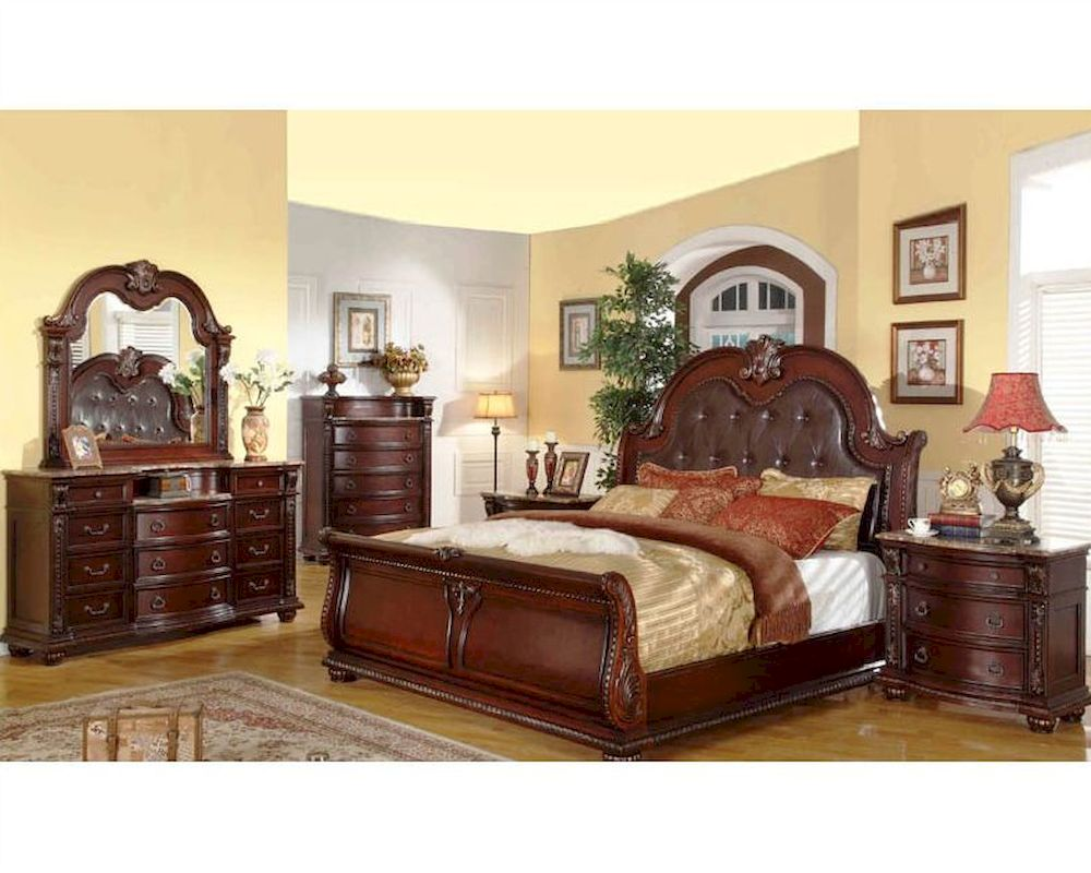bedroom furniture sets traditional photo - 5