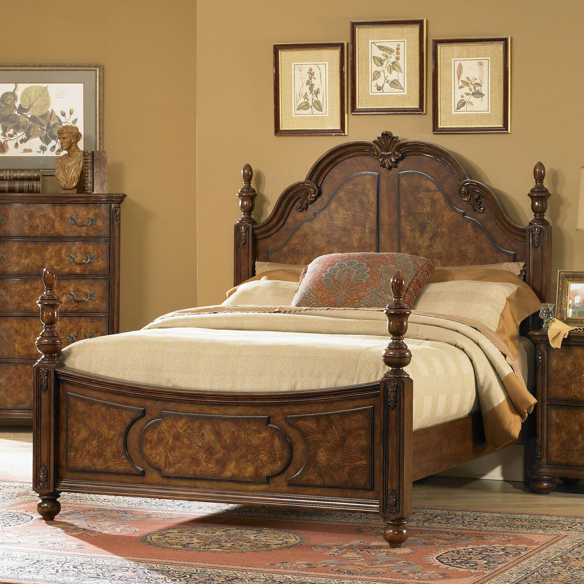 bedroom furniture sets with bed photo - 1