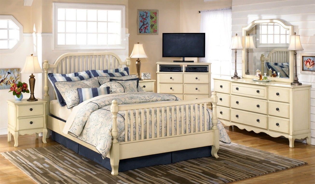 bedroom furniture sets with bed photo - 9
