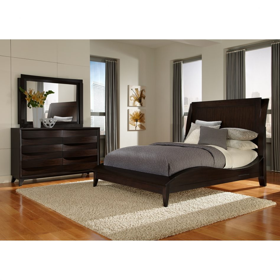 bedroom furniture sets with mattress photo - 1