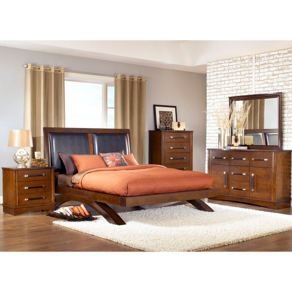 bedroom furniture sets with mattress photo - 3