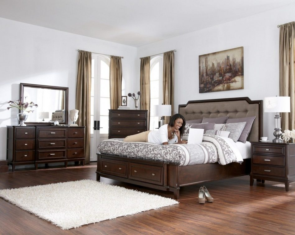 bedroom furniture sets with mattress photo - 6