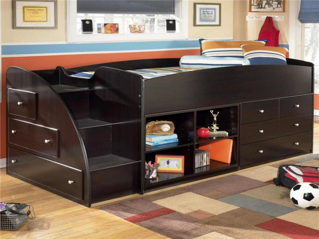 bedroom furniture space saving ideas photo - 3