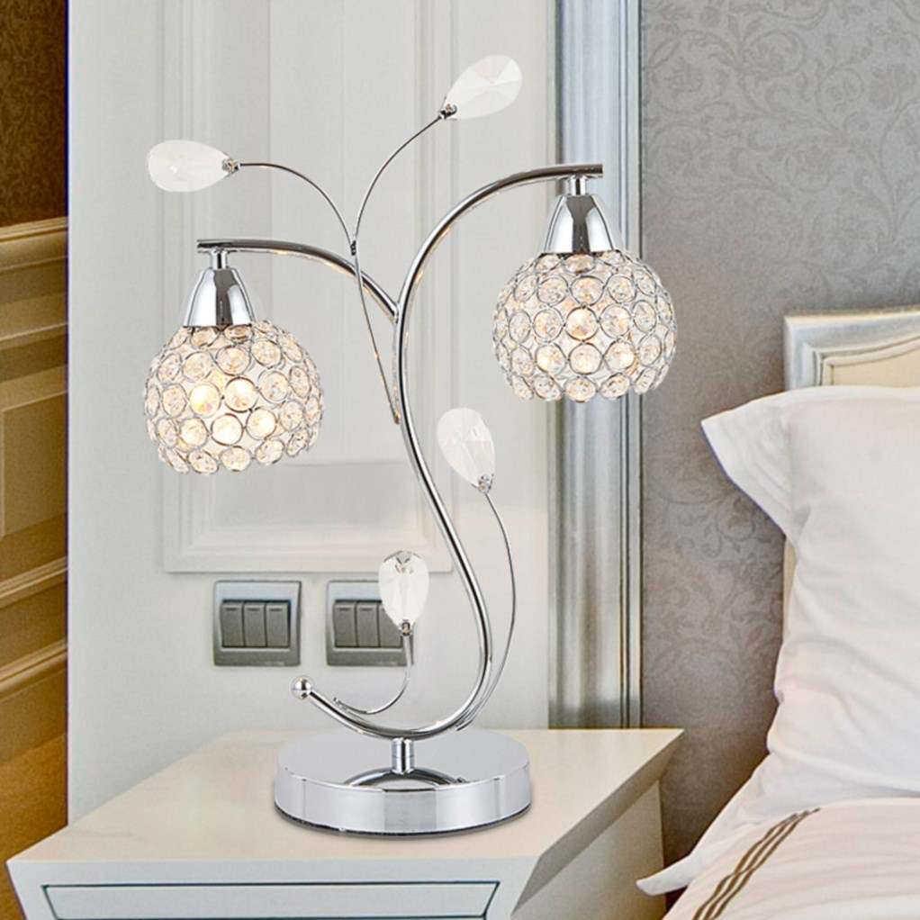 bedroom lamp tables photo - 5