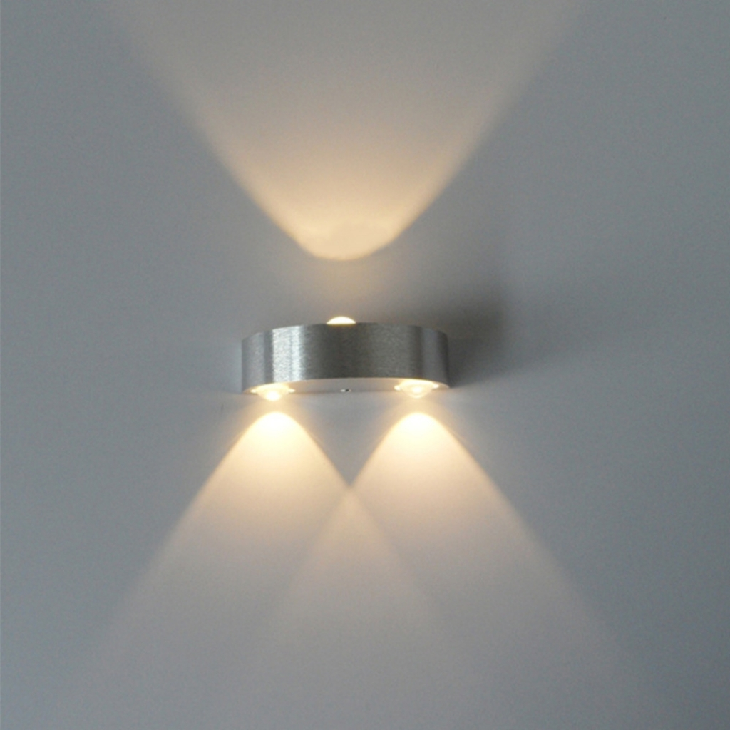 bedroom lamp with reading light photo - 8