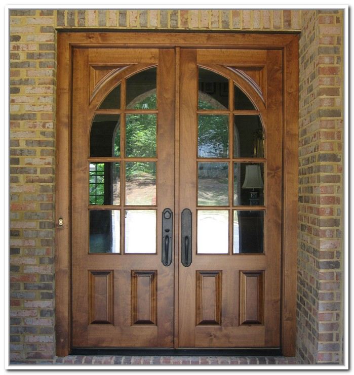 best exterior french doors photo - 8