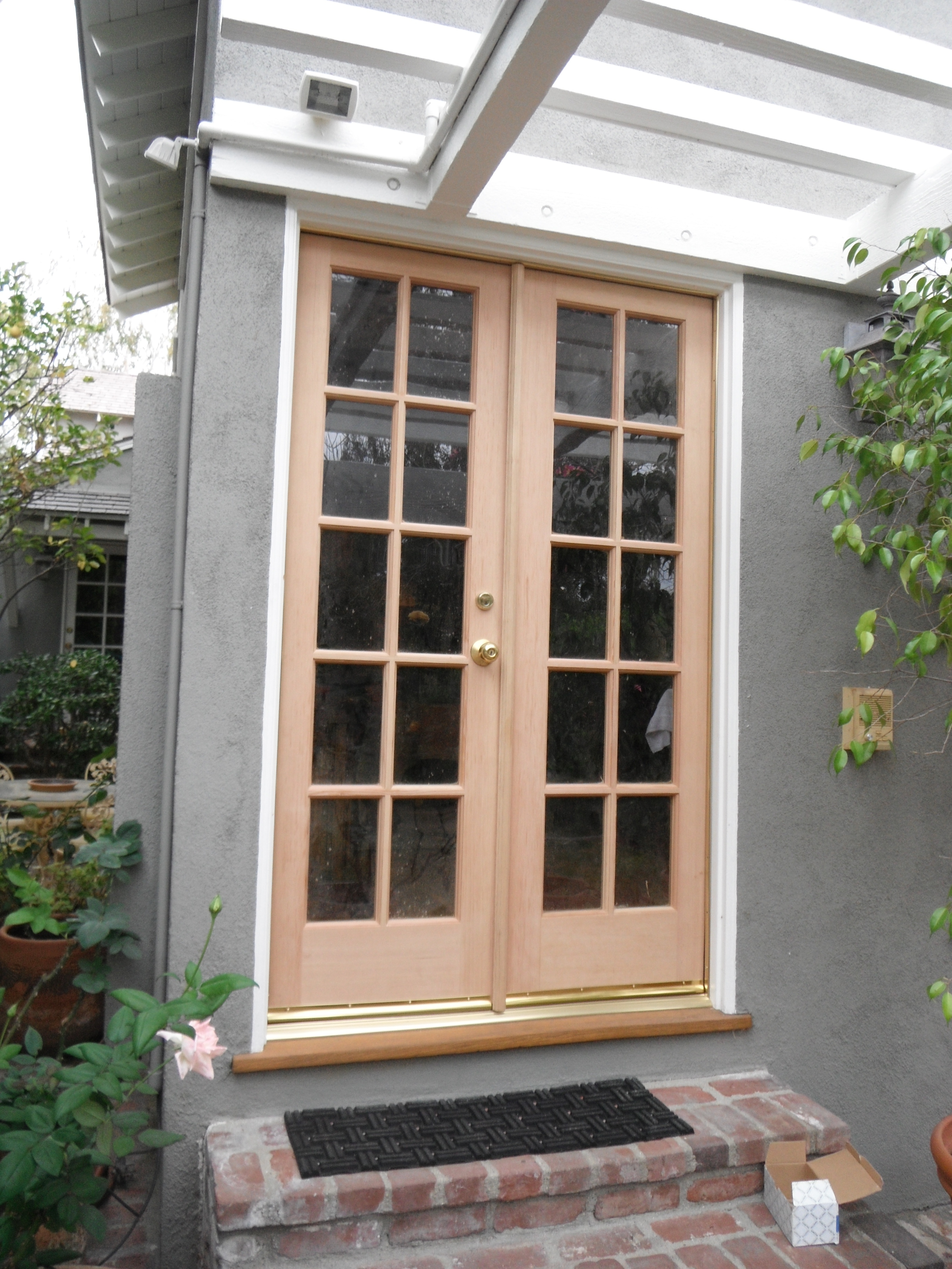 best exterior french doors photo - 9