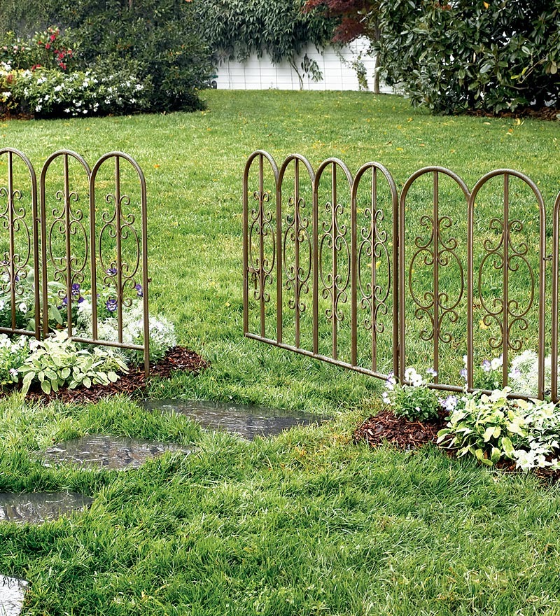 best garden fencing ideas photo - 10