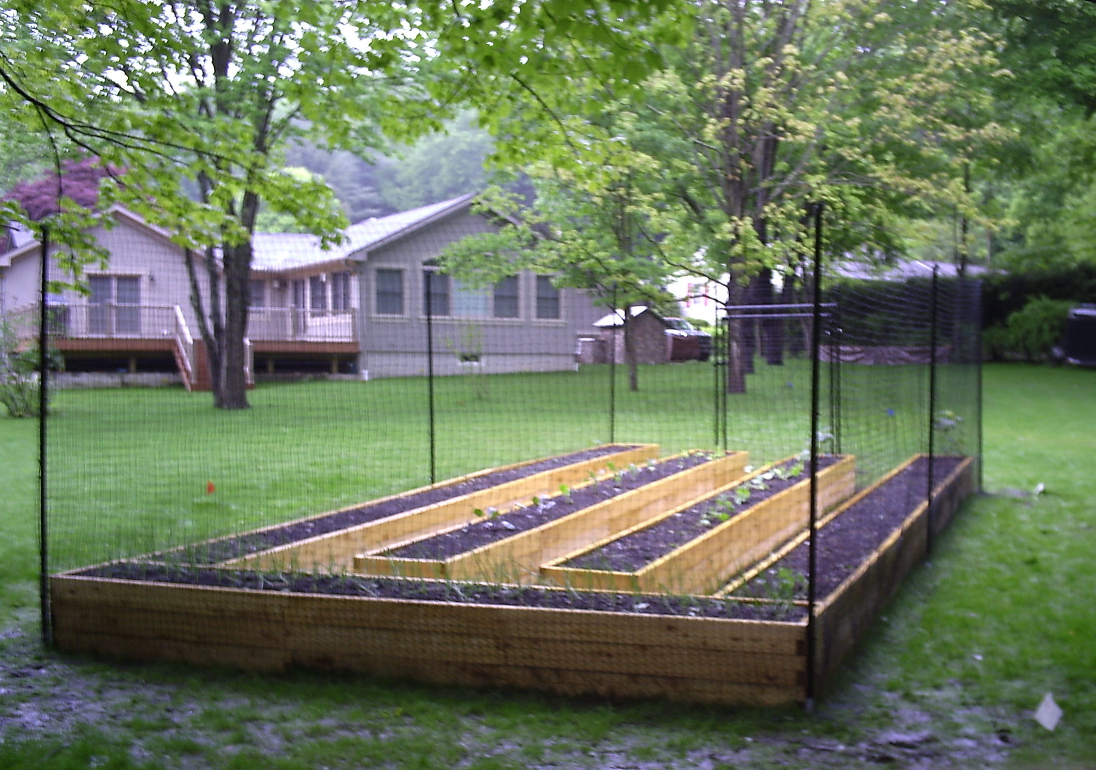 best garden fencing ideas photo - 4