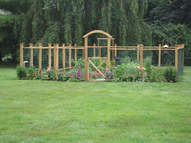 best garden fencing ideas photo - 9