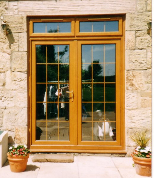 best rated exterior french doors photo - 1